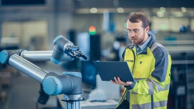 Leasing maszyn odliczysz w ramach ulgi na robotyzację