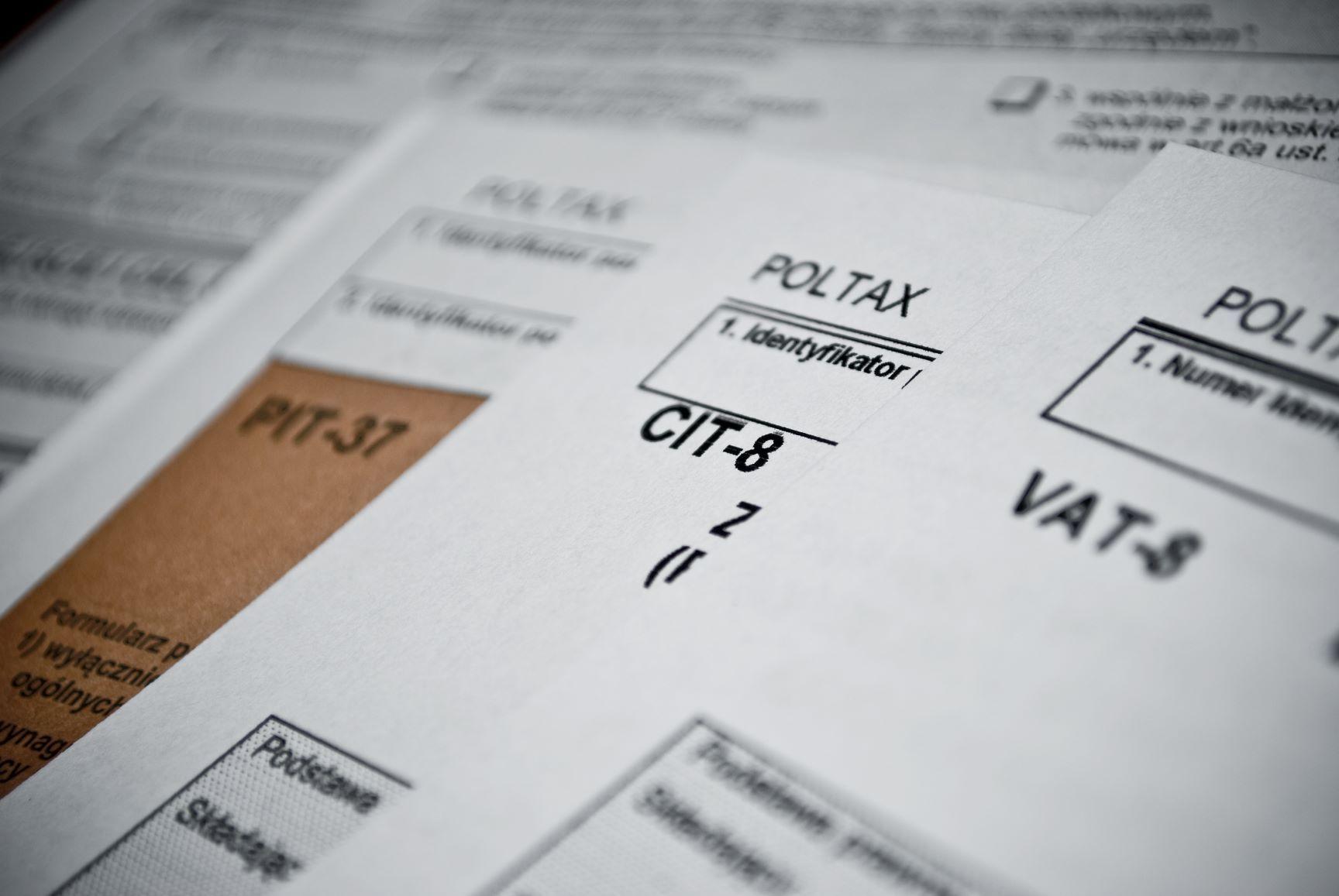 Wzory formularzy CIT-15J i CIT/JW. Prawo do udziału w zysku spółki jawnej