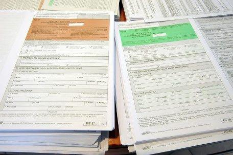 zwrot podatku PIT z deklaracji rocznej za 2014 rok