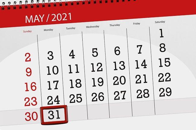 Odpis na ZFŚS do 31 maja 2021 r.