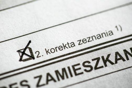 Jak ikiedy korygować błędy wdeklaracji podatkowej?