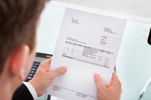 Faktura podatnika zwolnionego z VAT