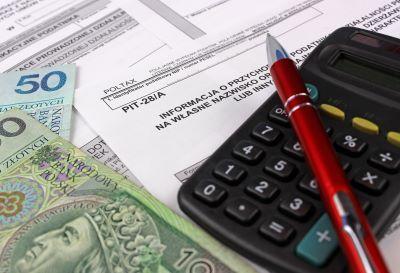Nowe wzory deklaracji PIT do rozliczenia zryczałtowanego podatku za 2021 rok