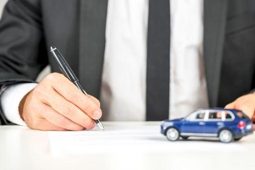 Ubezpieczenie OC auta w koszty uzyskania przychodu