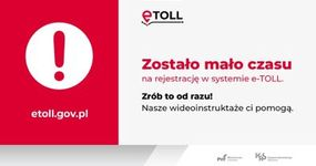 Jak krok po kroku zarejestrować się w systemie e-TOLL. Instrukcja KAS