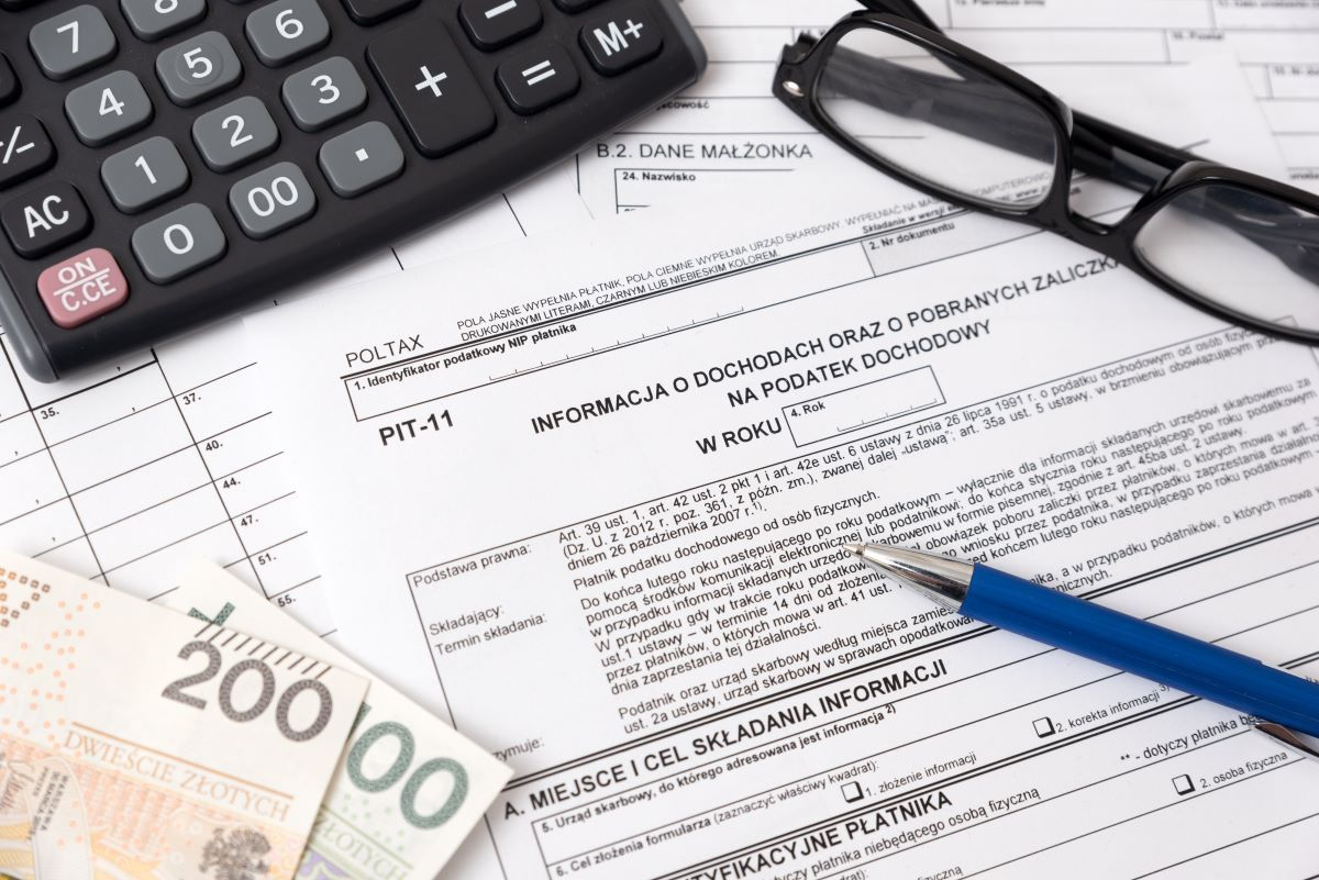 Do kiedy PIT-11 za 2020 rok do podatnika?