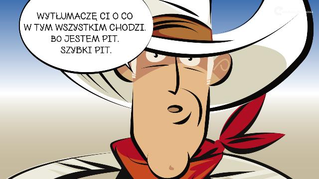 szeryf Szybki PIT