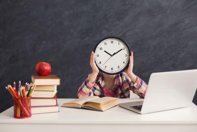 Wymiar czasu pracy w 2021 roku
