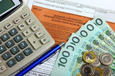 Zapłata podatku z PIT za 2020 r.
