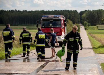Strażacy z OSP dostaną dodatek do emerytury
