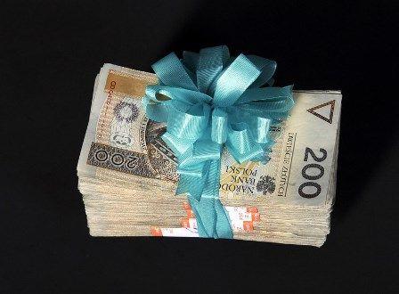 Podatek od darowizny