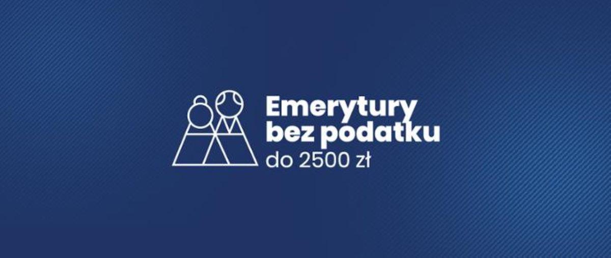 Emerytury bez podatku. Polski Ład