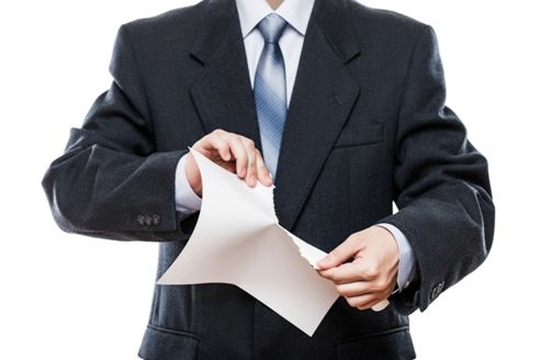 Kiedy można rozwiązać umowę zwiny pracodawcy?