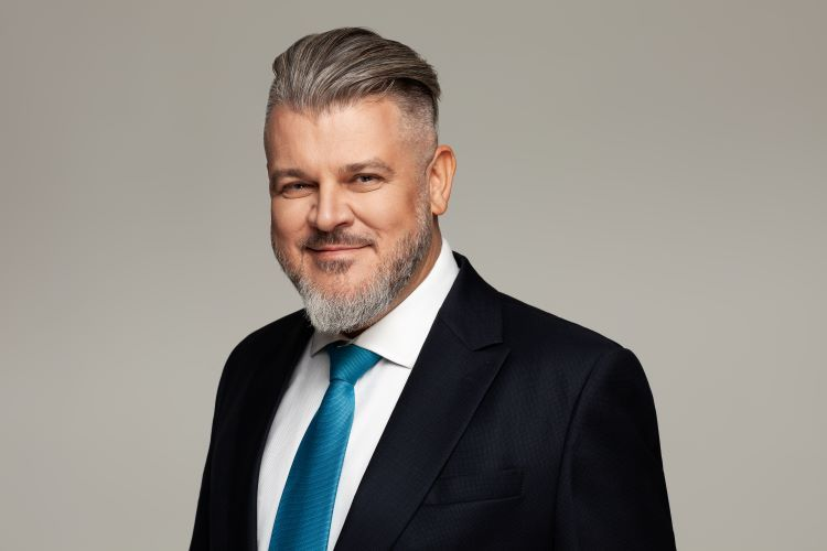 Dariusz Nalepa, dyrektor departamentu bankowości transakcyjnej w mBanku