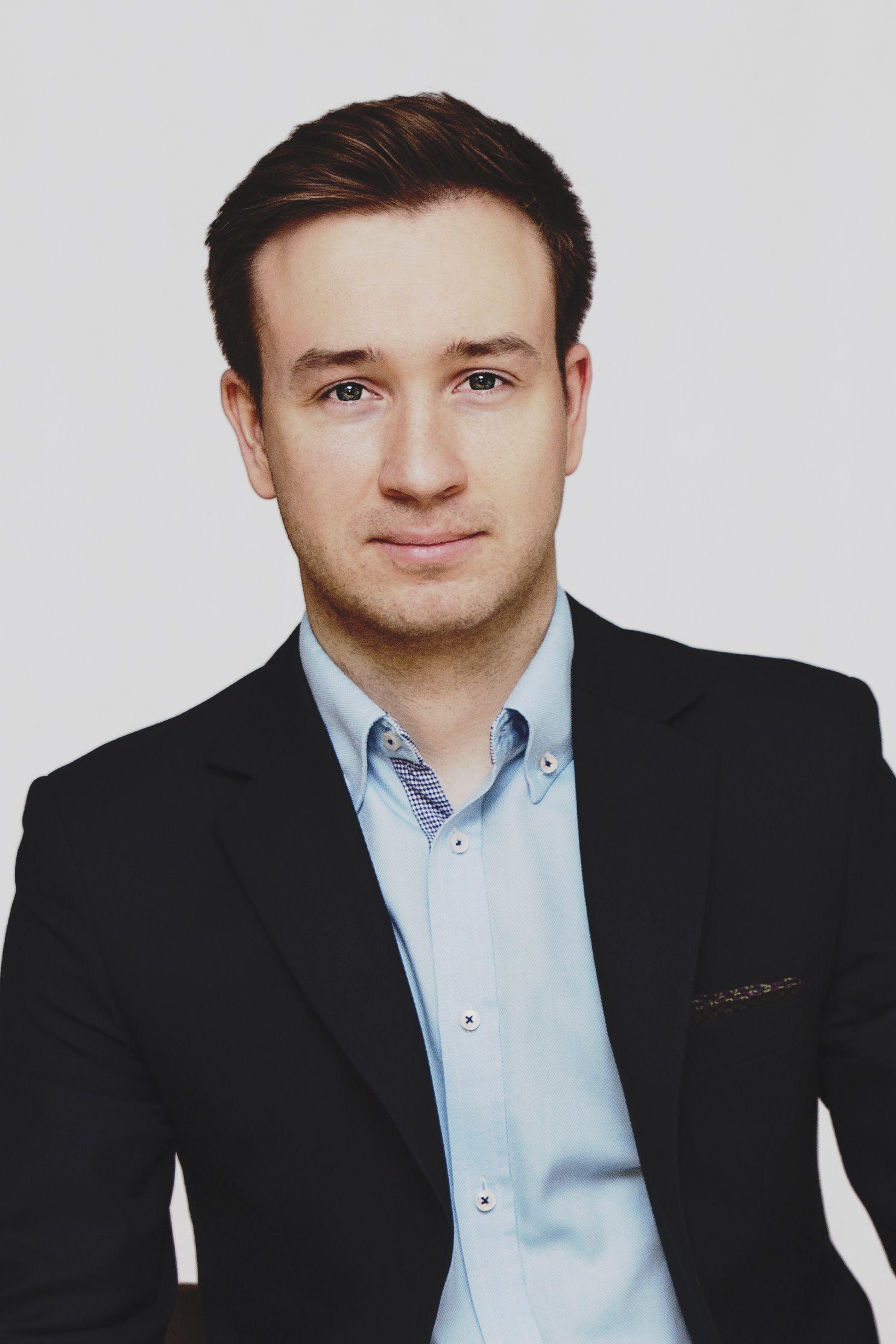Jarosław Stefański, prezes mElements, technologicznej spółki z Grupy mBanku