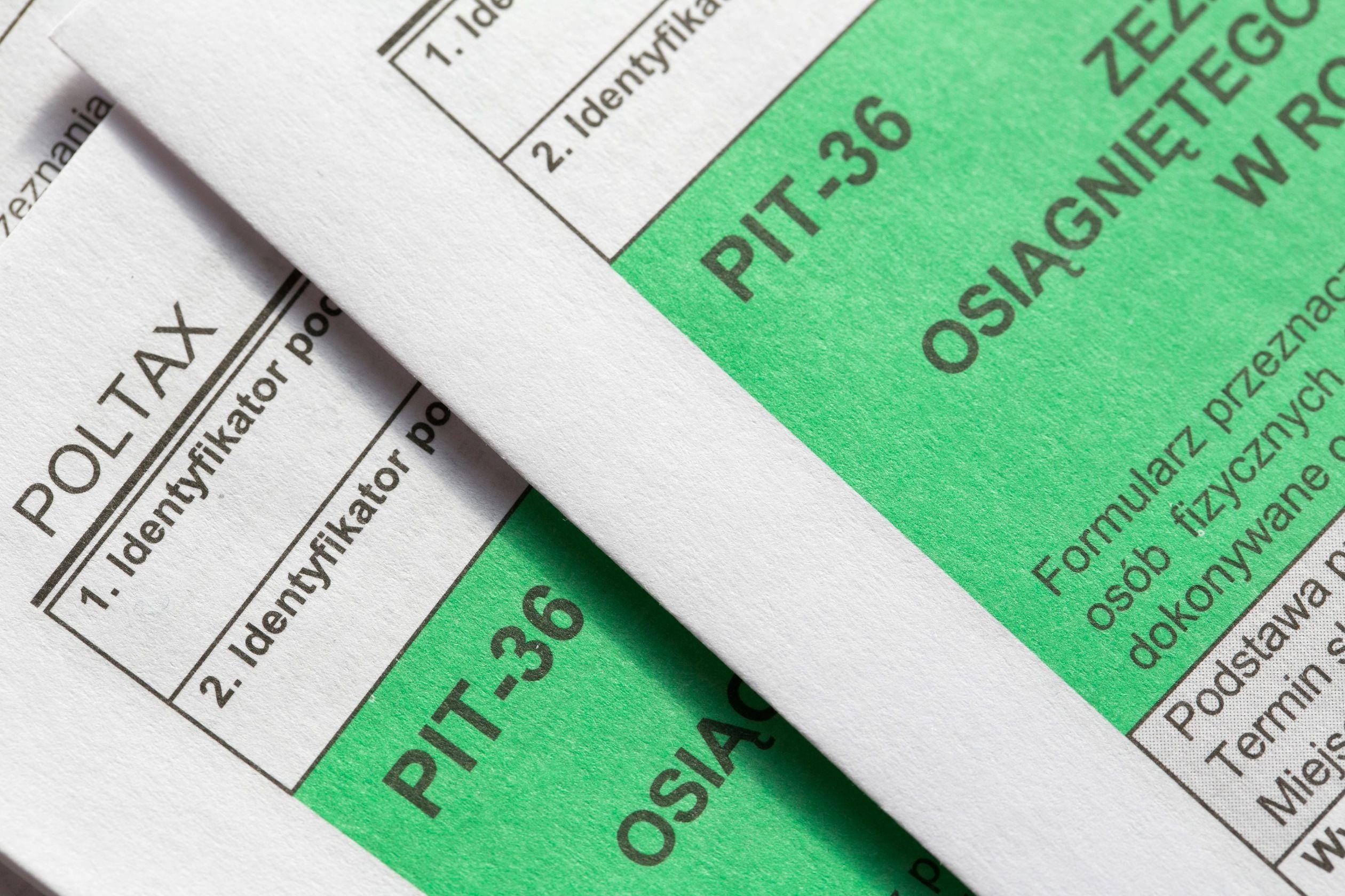 MF udostępni elektroniczny PIT-36 dla firm dopiero na koniec lutego. Albo i później
