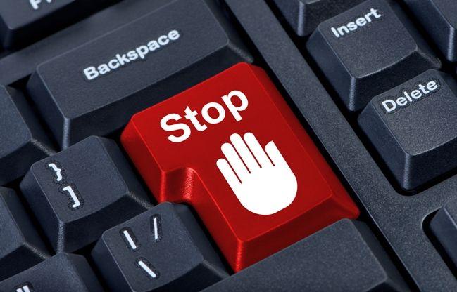 Przesłanki blokady konta w ramach STIR