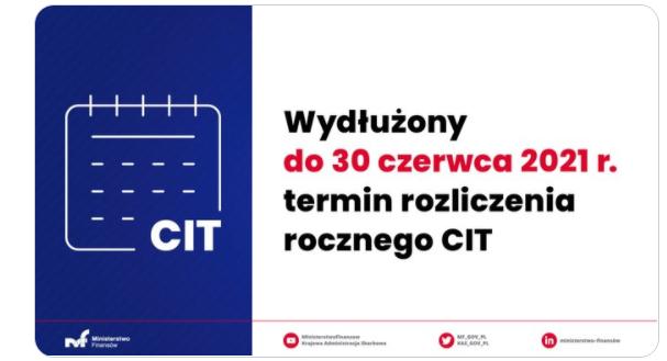 CIT-8 za 2020 rok do 30 czerwca