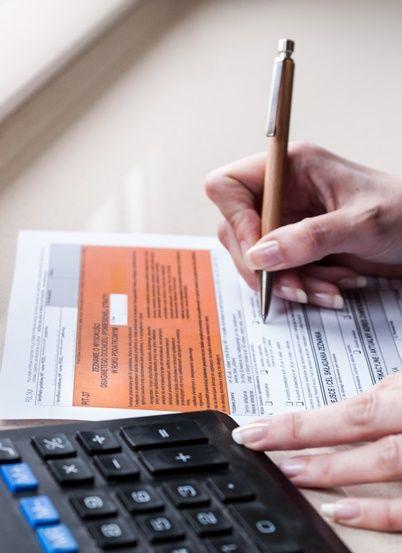 Jeden procent podatku dla OPP oczami GUS