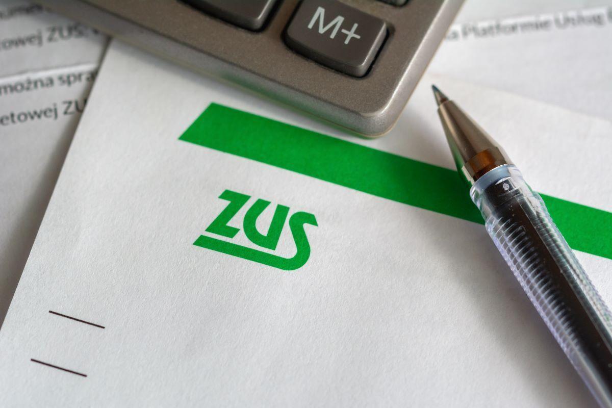 Informacja o składkach na ZUS przesłanych na indywidualny NRS