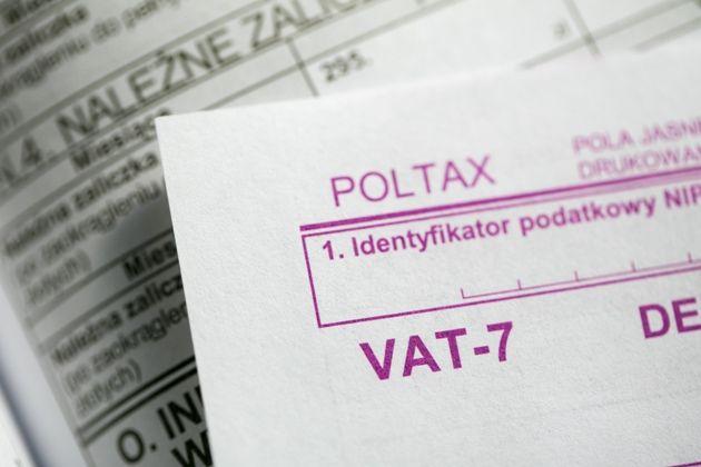 Listopad rozlicz na nowych drukach VAT