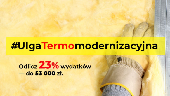 ulga termomodernizacyjna