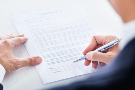 Odszkodowanie zawarte w zapisach umowy