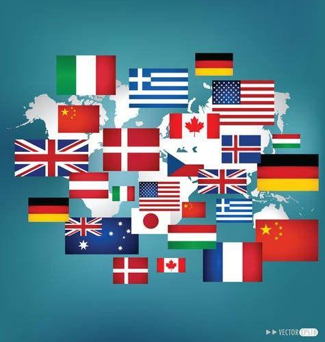 flagi państw - jak rozliczyć dochody zagraniczne?