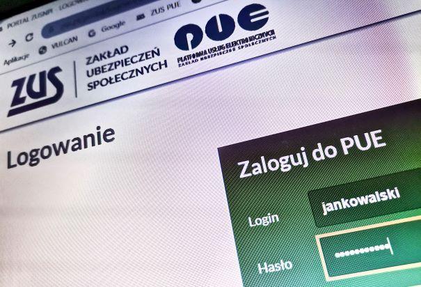 Informacje o zadłużeniu w ZUS na koncie płatnika na PUE