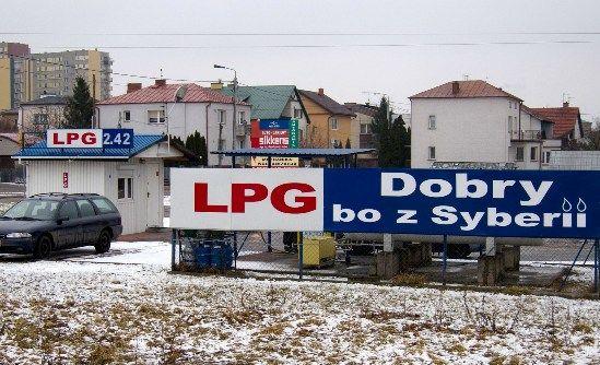 Transport gazu LPG do stacji paliw ma zostać objęty monitoringiem SENT